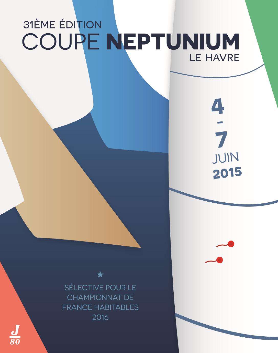 31ème Coupe Neptunium – Il reste  2 places !