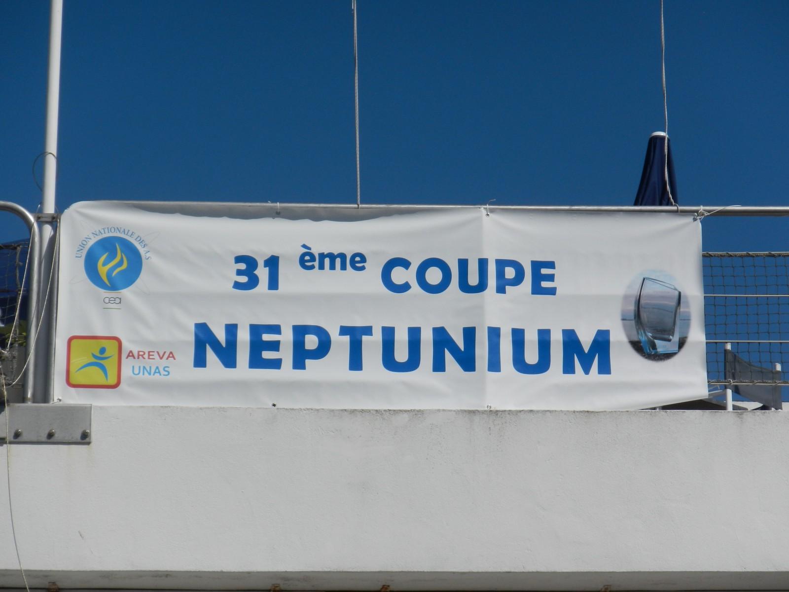 Neptunium 2015: inscription et entrainement