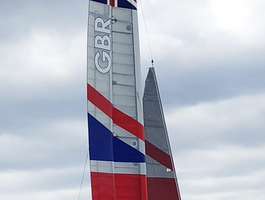 WE 21-22/9/19 : Apprentissage régate et courses SailGP.